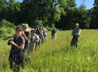 SMRA Birders at Muscoot