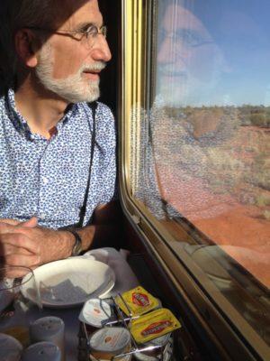 Joe in Outback